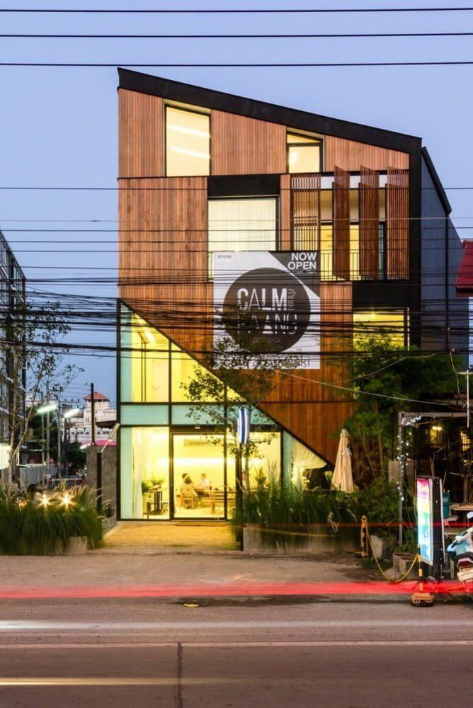 روند ساخت ورکشاپ Calm Paang
