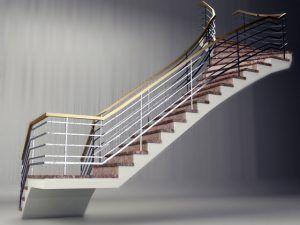 پلاگین Artakan Create Stairs برای ساخت پله