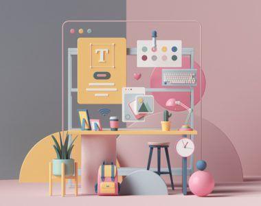 پالت رنگی سال 2020 برای دیوارها و مبلمان