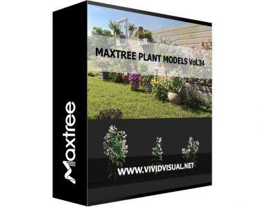 Maxtree-Plant-Models-Vol-34